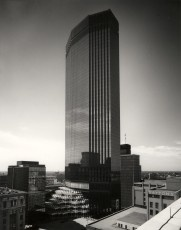 IDS Center (1972), Minneapolis, Minnesota, designed by Philip Johnson.