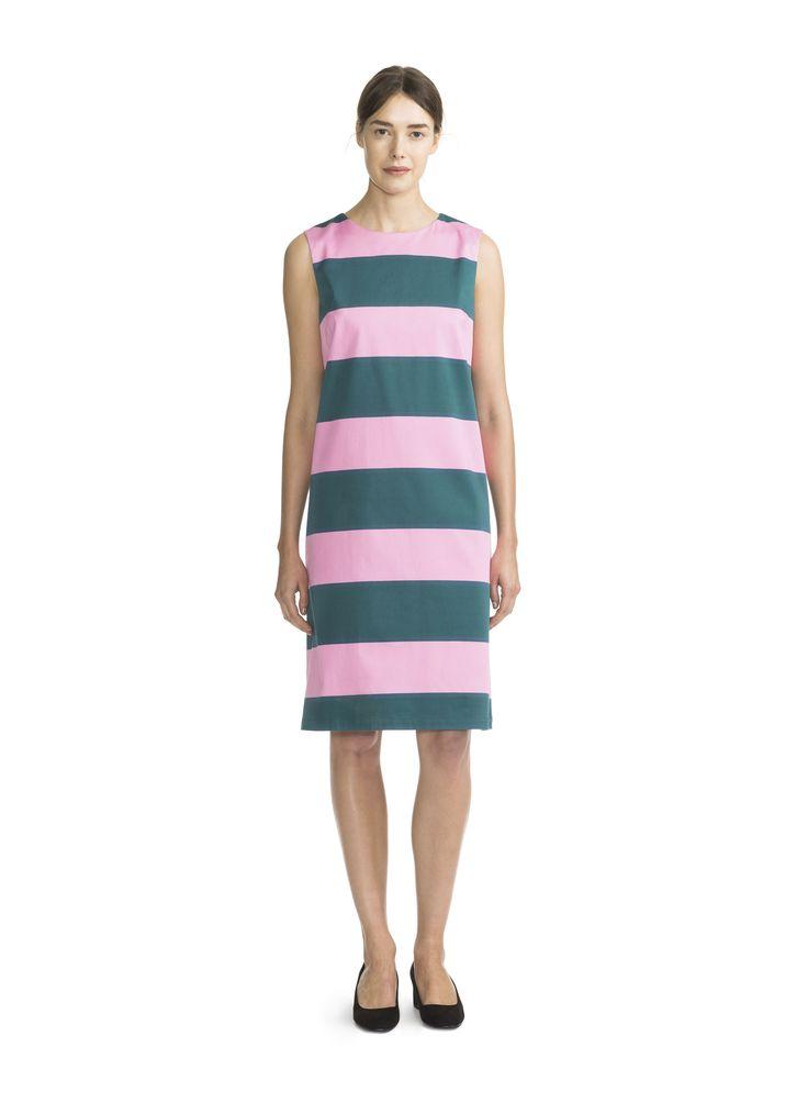 Louvre and Moma dresses- Marimekko Fashion - fall 2015