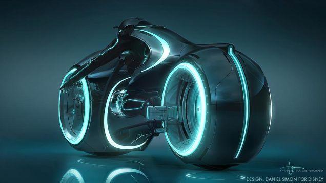 改めてじっくりと。「トロン:レガシー」のコンセプトデザインに未来の夢を見る