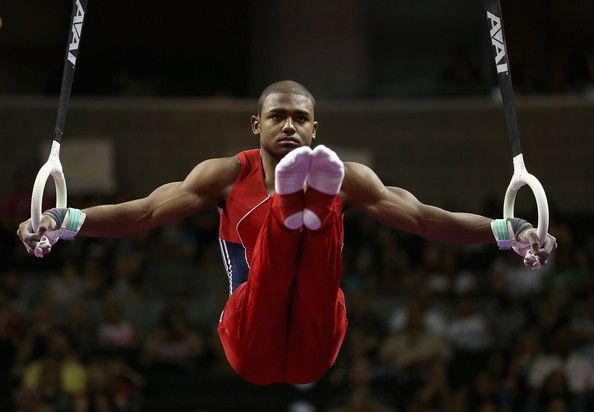 John Orozco~2012 U.S. Olympic Team member! My favorite!! I hope he takes GOLD!!