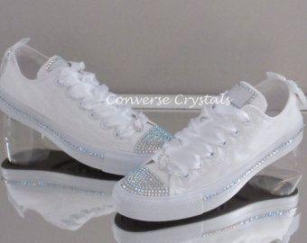 Dama de honor infantil /Bridal Custom cristal por ConverseCrystals