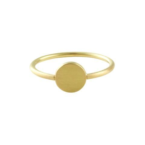 COPENHAGEN gold ring