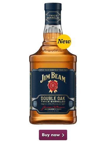 Jim Beam Double Oak Bourbon 700mL
