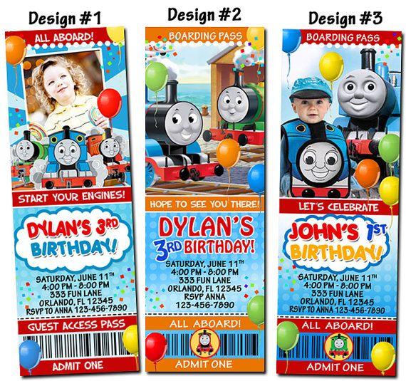 28 best Thomas the Tank Engine images on Pinterest Party photos
