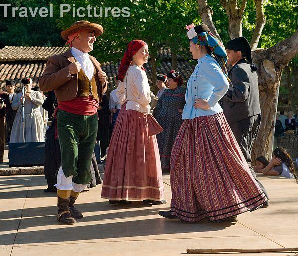 Costume from Algarve, Portugal