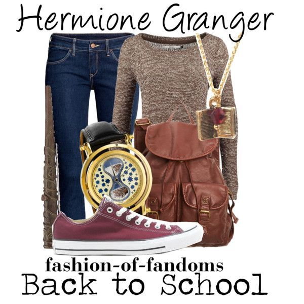 """Hermione Granger"" by fofandoms on Polyvore"