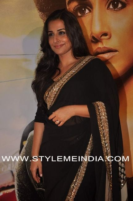 vidya balan in sarees - Google Search