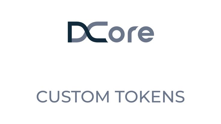 #blockchain #DCore #DCT #DECENT #technology