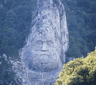 - Decebalo_ Porte di Ferro - Serbia-Romania