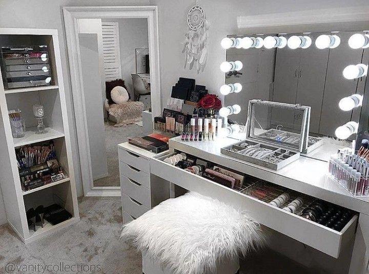 Makeup Vanity Idea Bedroom Makeup Vanity Beauty Room Decor Vanity Design