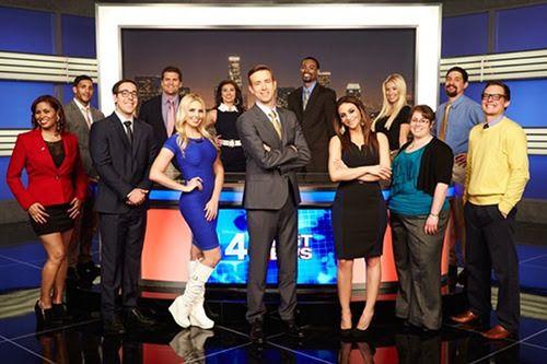 America's Next Weatherman 8/8/15 11 pm.  Funny or Die TBS Mark Burnett