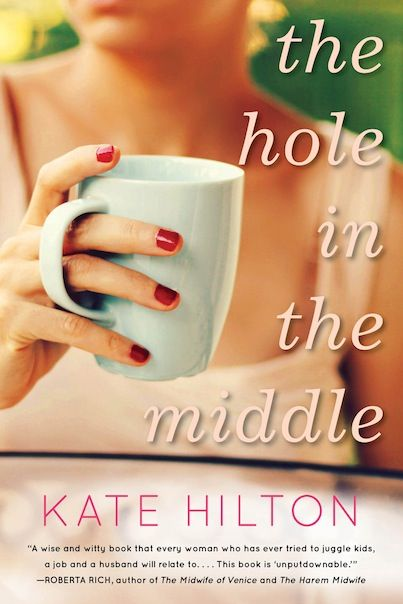 Kate Hilton is attending the 2014 Book Lover's Ball with her future novel The Hole in the Middle (out December 3rd).  Who better to write for the This Is 40 generation, than a modern superwoman herself? Kate juggles a day job, volunteering, being a mom of two boys, reading and writing, with grace AND she likes her husband.  The Hole in the Middle isn't even out yet and it's already getting praise. Have a look.  http://katehilton.com/the-hole-in-the-middle/praise-for-the-book/