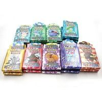 Home   100pcs New Mega EX Pokemon cards charizard pack in English XY Shiny Palying Game Card set Cheap gift for kids (Color: Silver)