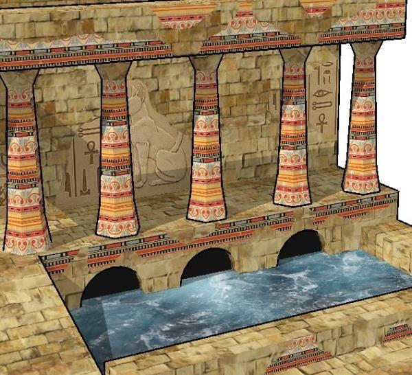 21 Best 3D Old England, European & Medieval Paper Models