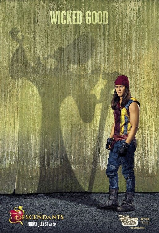 Booboo Stewart dishes on Disney Channel's Descendants, Twilight ...