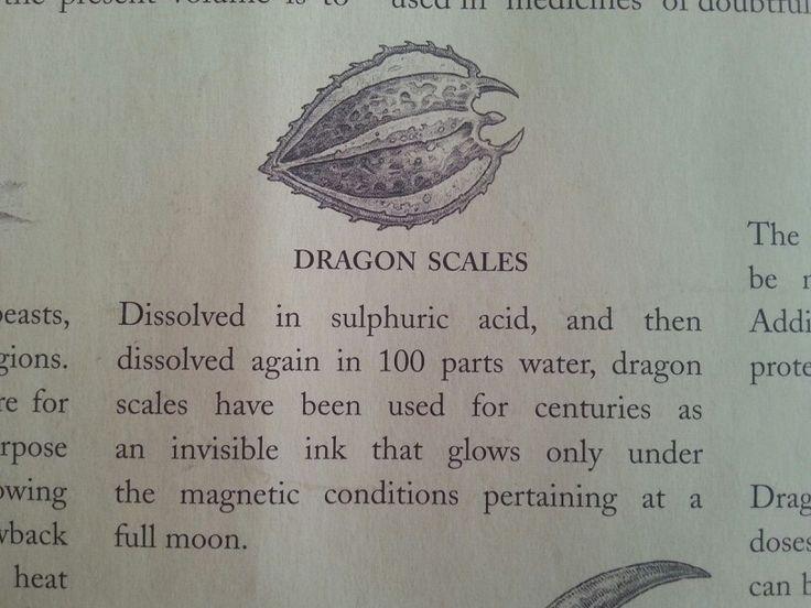 Uso de escamas de dragon propiedades use of dragon scales properties