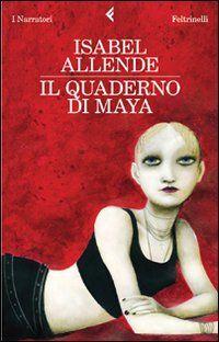 Questa volta su i-LIBRI la recensione dell'ultimo romanzo di Isabel Allende. Tre stelle!  http://www.i-libri.com/il-quaderno-di-maya-di-isabel-allende.html