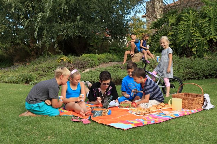 Friday picnic at Earls Court Lifestyle Estate in George, South Africa