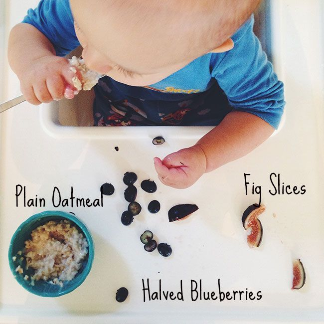 Baby-Led Weaning Breakfast Ideas