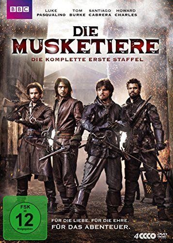 Die Musketiere - Die komplette erste Staffel [4 DVDs] Polyband/WVG