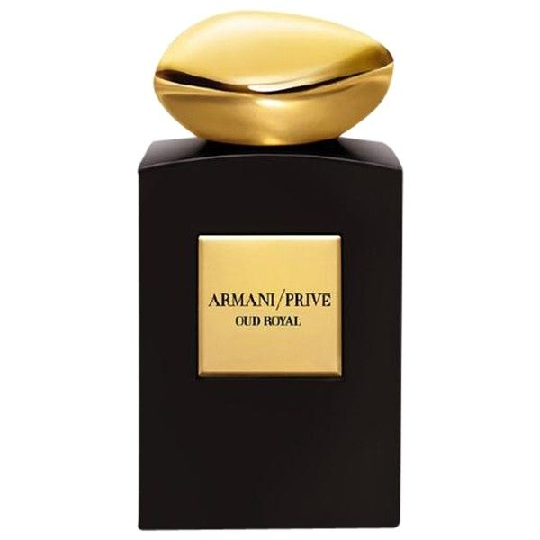Giorgio Armani Oud Royal Eau de Parfum, 100ml ($300) ❤ liked on Polyvore