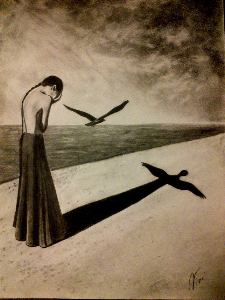 dont be sad, you are angel by vladena13.deviantart.com on @DeviantArt