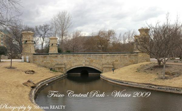 Frisco Texas Central Park