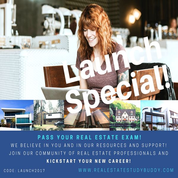 Maybe you're considering whether to become a real estate agent, but you're put off by the idea of an exam. Real Estate Study Buddy know that you want to get started on your career as soon as possible. Many people tell us that without our real estate exam study guide they would not have passed the exam so quickly. We are proud of our track record and we want you to be proud of yours.