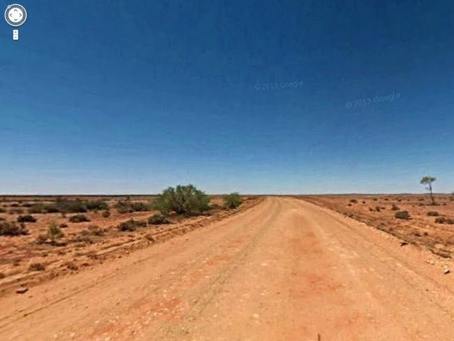Silver City Highway, Outback NSW