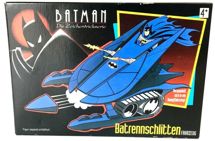 Batman: The Animated Series – B.T.A.S (MSIB)  Kenner  Batman, Batman: The Animated Series www.detoyboys.nl