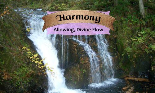 Harmony — Life Shaping