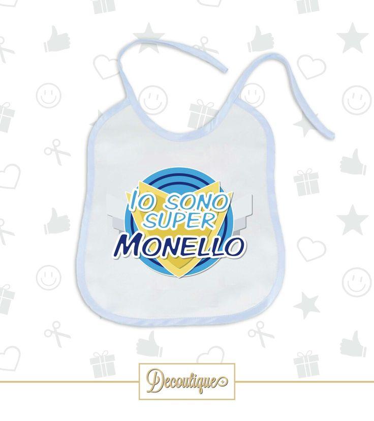 BAVETTO CELESTE  #bavetto #celeste #baby #bambino #born #neonato #pappa #child #monello #super #supermonello #supereroe #eroe #hero #blu  #handmade #idearegalo Codice: BVT017 Prezzo: 5,00 € Spedizione in Italia: 2,00 € Per prenotare il tuo Bavetto contattaci in privato o all'indirizzo email info@decoutique.it Personalizza il tuo Bavetto con lo stile più adatto a te. Affidati a noi per la tua proposta grafica!