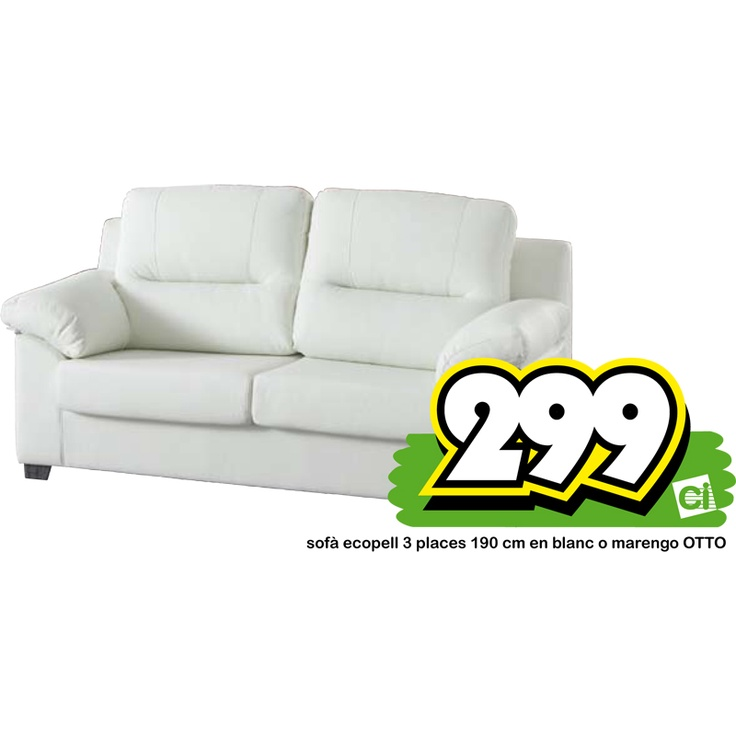 En Mobiprix tenemos sofás de todos los tamaños y precios