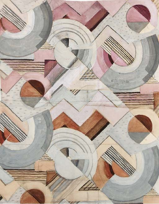 Ana Montiel - Here / Now: A pattern post.