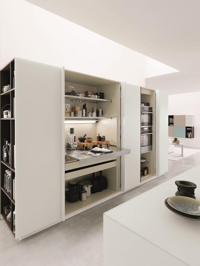ISaloni 2013 W Gruppo Euromobil #cucine. Modern Kitchen ...