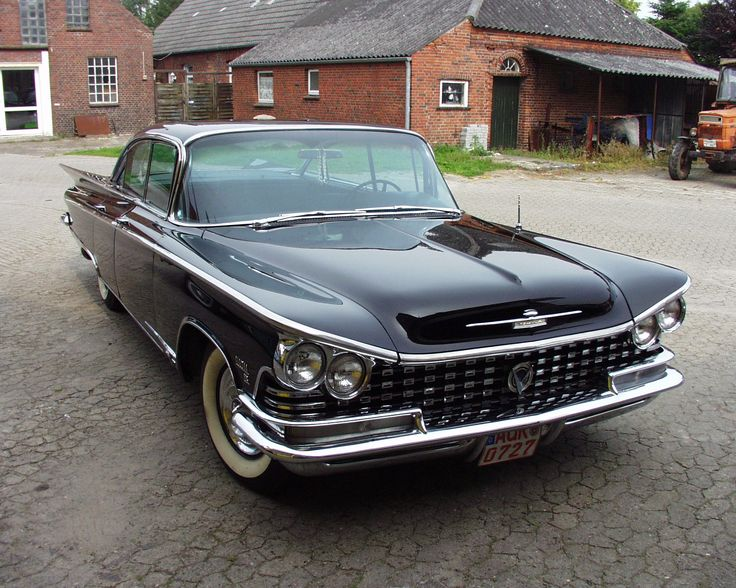 Buick Electra 225 MY 1959 #buick #classicars