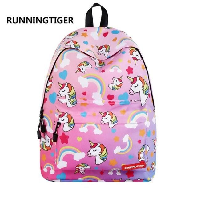Home 2019 Baby Accessories Women Girls School Backpack Crown Sequins Travel Cartoon Rabbit Shoulder Bag Rabbit Cartoon Backpacks Gift