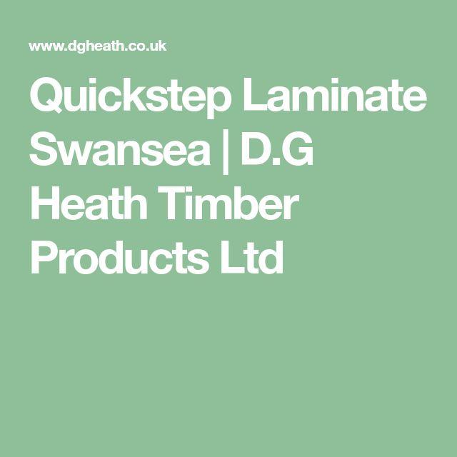 Quickstep Laminate Swansea | D.G Heath Timber Products Ltd