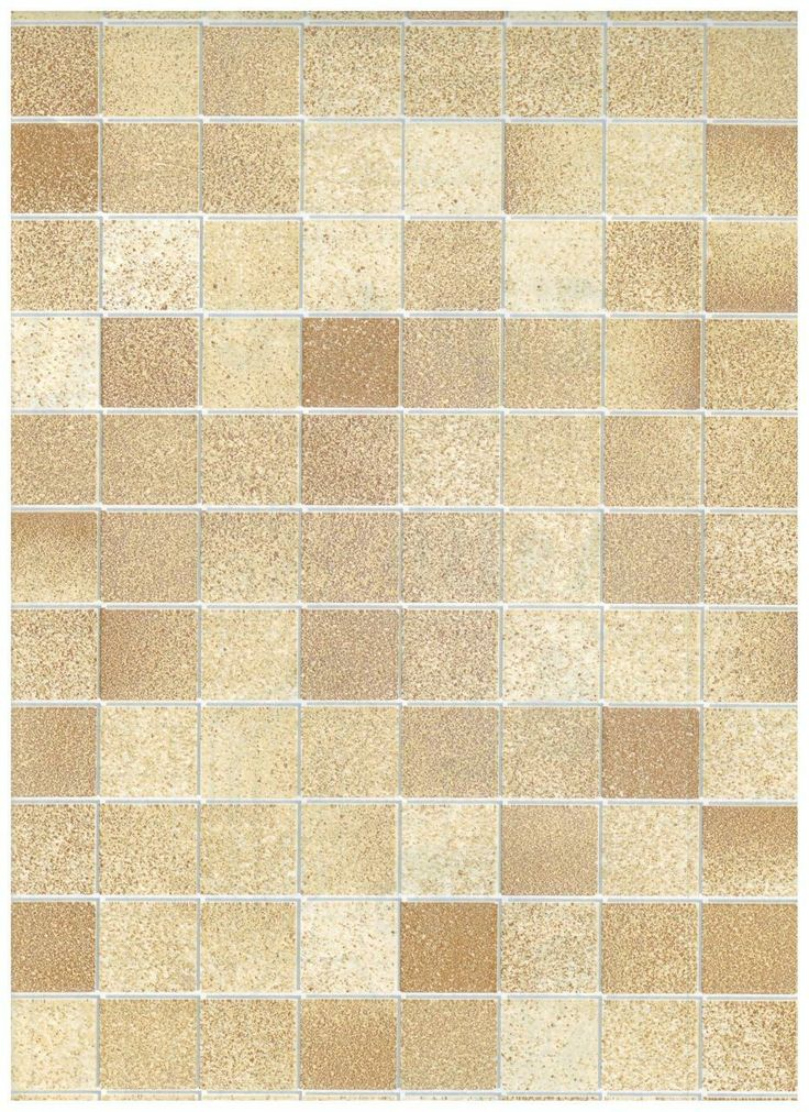 interior place tile stone tan mosaic contact paper 12
