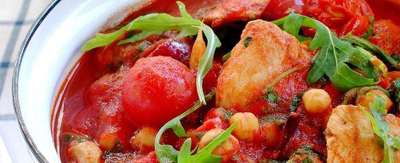 De beste gryterettene - Gryte med svinefilet og tomat