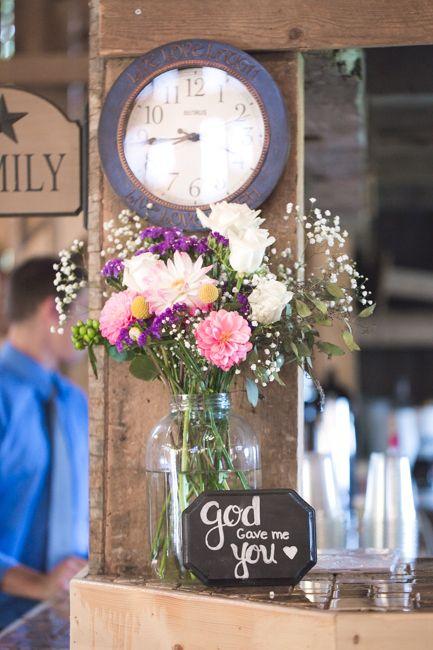 Ohio Barn Wedding. Country Style WeddingRustic WeddingWedding IdeasChalkboard  ...