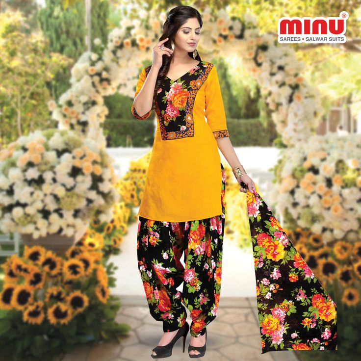 This Designer patyala#Salwarsuit is perfect for this summer, Cool color combination . A Style statement with this, look your best. Let the summer time begins! Shop From  @ http://www.minufashion.com/Search/Patyala WhatsApp: +91 9674803887 | Call: +91 33-40669241 #Minu #cotton #sarees #salwarsuits #indianwear #ethnicwear #onlineshopping #womenwear #traditional