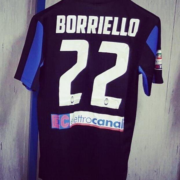 22 Marco #Borriello #Atalanta
