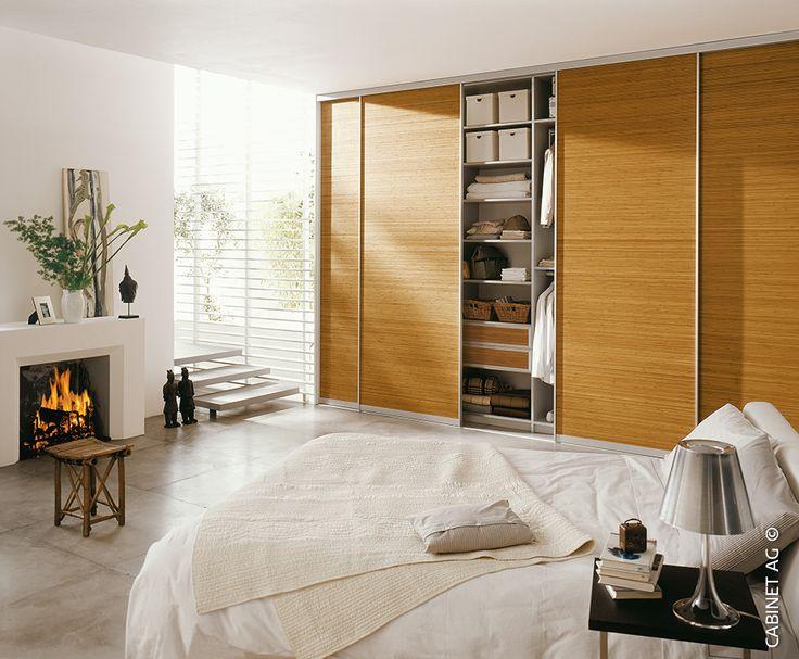 Lovely Kleiderschrank mit Bambus von CABINET