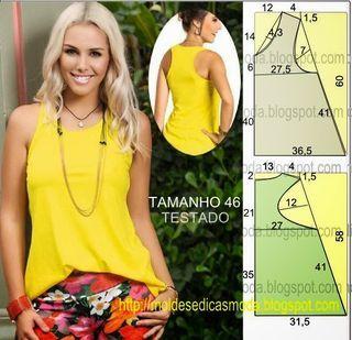 VESTIDO-156 PROCESAMIENTO | Moldes para Medir Moda | Bloglovin '