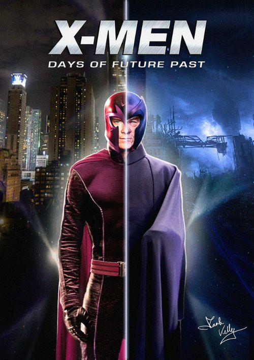 X-Men: Days of Future Past Magneto