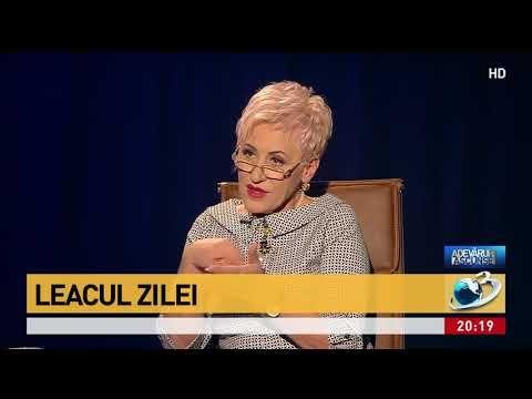 """Lidia Fecioru și Leacul Zilei: """"Aveți nevoie de hrișcă, nucă și miere..."""". Efect uluitor a - YouTube"""
