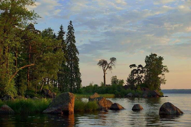 Город Выборг и парк Монрепо / Репортажи / Моя Планета
