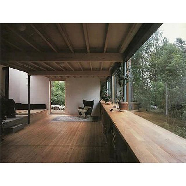 Contemporary Architecture, Architecture Interiors, Rustic Contemporary,  Wood Interiors, Family Houses, Modern Houses, Tiny House, Prefab, Single  Family