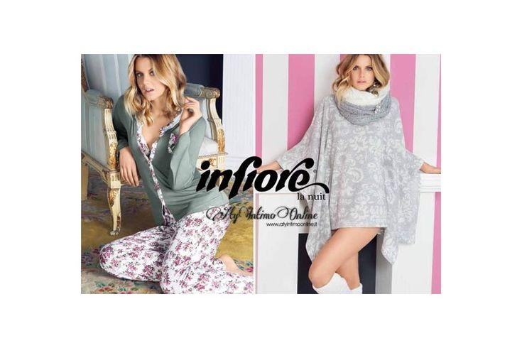 Infiore LaNuit pigiami da donna Autunno/Inverno 2015